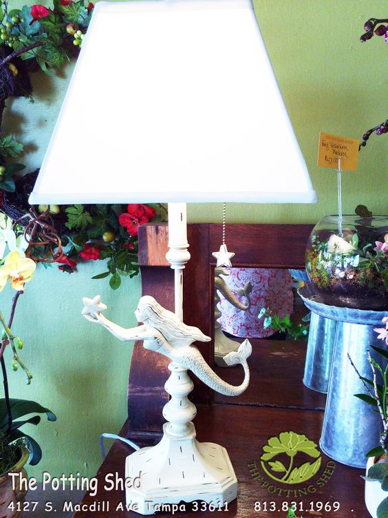 Our shoppe is filled with great gift items and home decor! #homedecor #gifts #shopping #pottingshedtampa