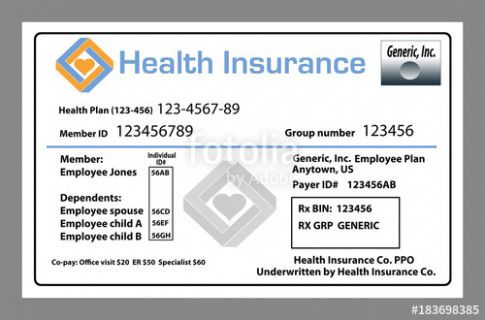 9 Mind Numbing Facts About Insurance Card Ppo In 2020