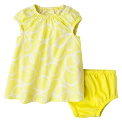 yellow dress at target girl