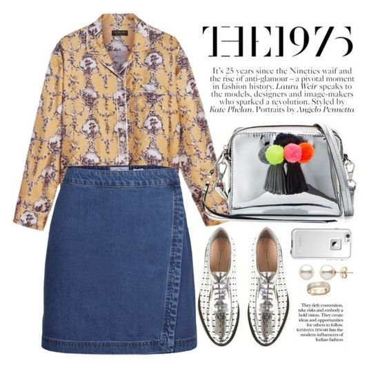 """""""Без названия #2928"""" by catelinota-a ❤ liked on Polyvore featuring Opening Ceremony, Burberry, Fat Face, Blue Nile, Rebecca Minkoff and LifeProof"""