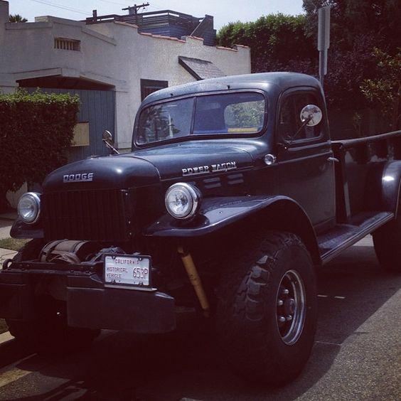 #vintage #dodge #truck
