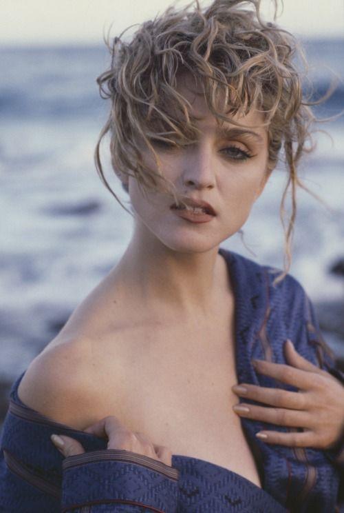 Madge as Sharon Stone
