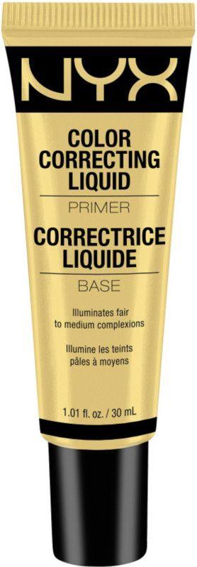 YELLOW ( BRIGHTENS UP LIGHT TO MEDIUM COMPLEXIONS )