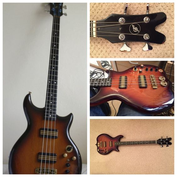My first Jaydee Bass | Roadie 2A | Purchased pre-loved from Monkey Business music, Romford in 1992 for a bargain £495.00 | #jaydee #JD #Bass