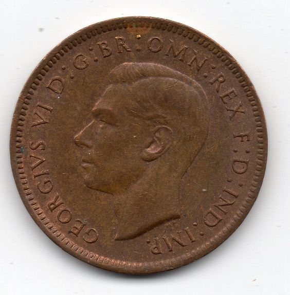 1942 British Farthing Listing in the Farthings,United Kingdom,Coins,Coins & Banknotes Category on eBid United States