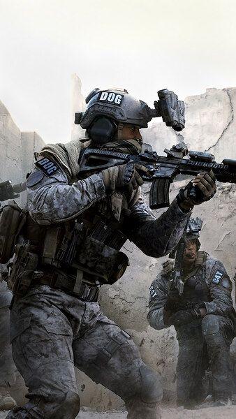 Call Of Duty Modern Warfare Soldiers 4k Hd Mobile Smartphone And Pc Desktop Laptop Wallpaper 3840x2160 1920x1080 2160 Modern Warfare Call Of Duty Warfare