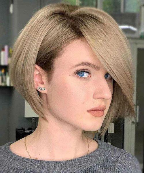 Fresh Chin Length Bob Haircuts For Fine Hair Not To Miss Out Chin Length Hair Chin Length Haircuts Short Bob Hairstyles