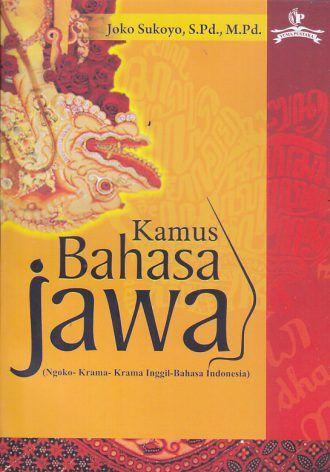 Kamus Bahasa Jawa Kromo - IlmuSosial.id