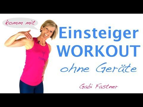 22 Min Easy Figur Workout Fur Beginner Ohne Gerate Youtube Homefitness Workout Einsteiger Fit Bbp Training Fur Anfanger Workout Leichte Fitness