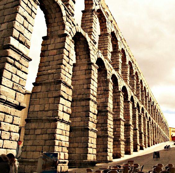 Acueducto romano,segovia.