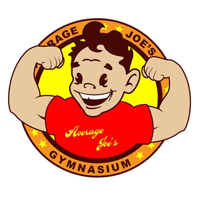 Image result for Average Joe's Gym logo dodgeball