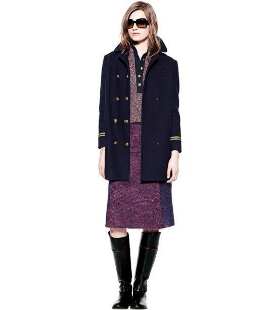 Grayson Mantel | Womens Jacken und Oberbekleidung | ToryBurch.de
