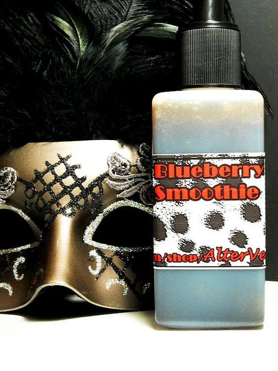 Natural Body Wash Blueberry Soap  Vegan Body Wash by AlterVegan, $13.75
