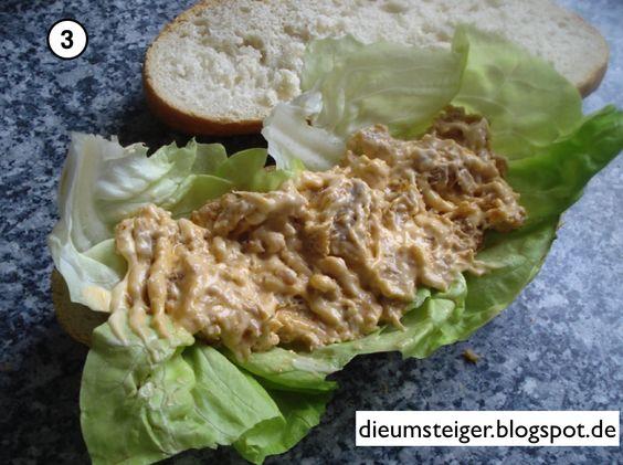 Thunfisch-Baguette VEGAN