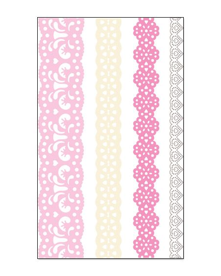 free+print+paper+ribbon   ... paper ribbon this pack features paper lace ribbon in lovely shades of