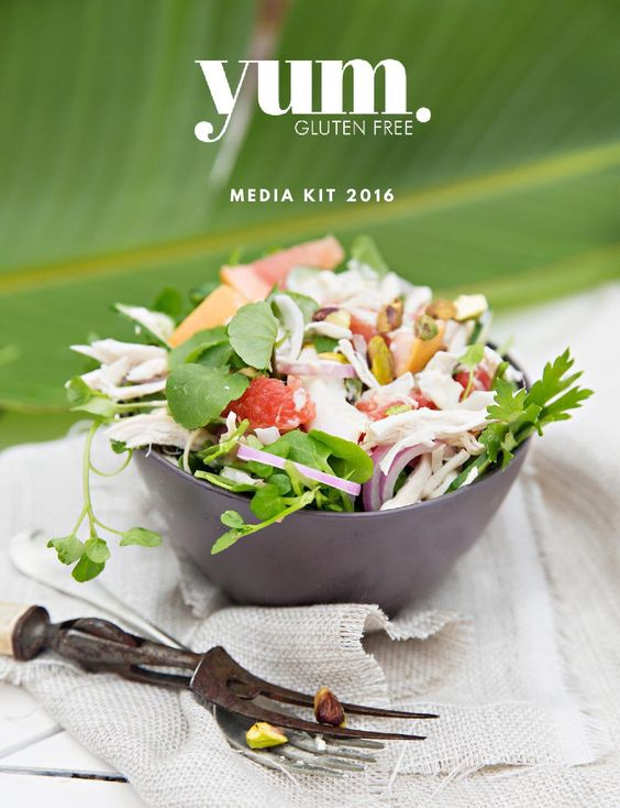 #ClippedOnIssuu from yum. Gluten Free Media Kit 2016