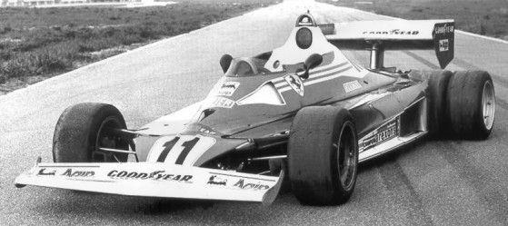 Ferrari 312T6 | Ferrari - Mistrzowskie zespoły F1 | Pinterest ...