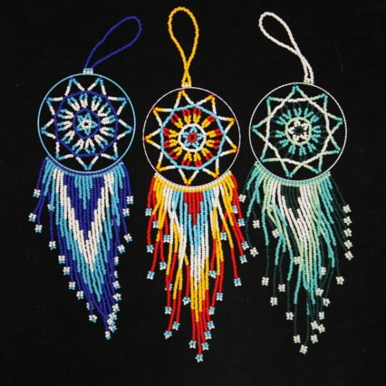 Dreamcatchers native american jewelry dreamcatchers for Dreamcatcher beads meaning