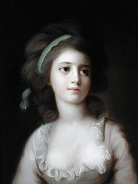 Vigée Le Brun tuvo que huir de París para salvar su cabeza, recorrió toda Europa retratando personajes de las diferentes casas reales, en un exilio que duró casí dos décadas.