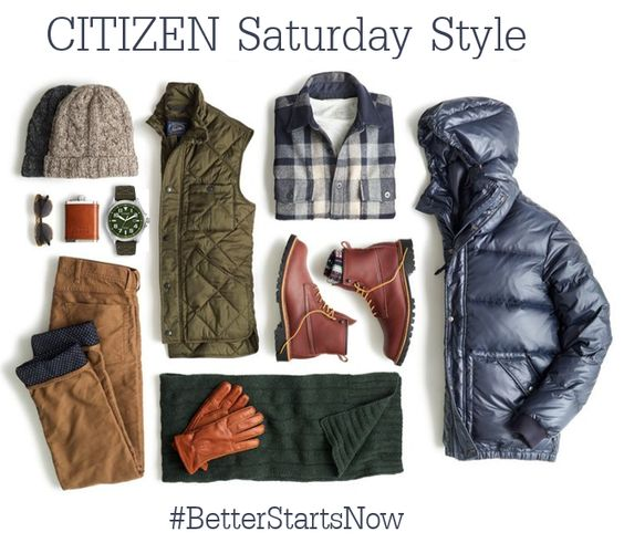 We are bundled up and ready to face the cold winter day! #BetterStartsNow