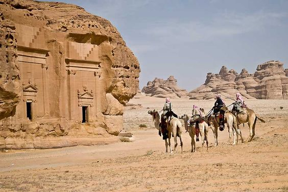 Mada'in Saleh by www.thesignaturehotels.com