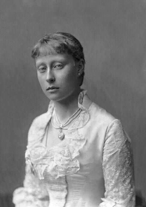 Prinzessin Viktoria Von Hessen Darmstadt Und Bei Rhein 1863 1950 Durch Heirat Prinzessin Von Battenberg Spate Prinzessin Victoria Konigin Victoria Victoria