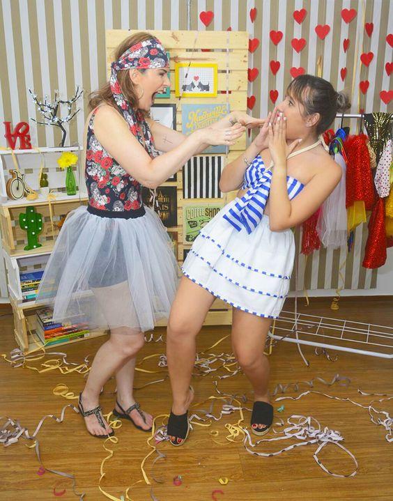 Maquiagem de Carnaval - Dicas de fantasia de Carnaval