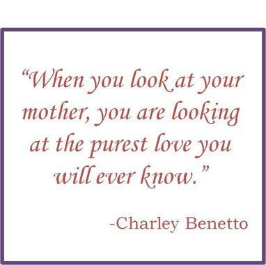 Quotes About A Mothers Love Awesome When You Look Parents Thoughts And  Truths