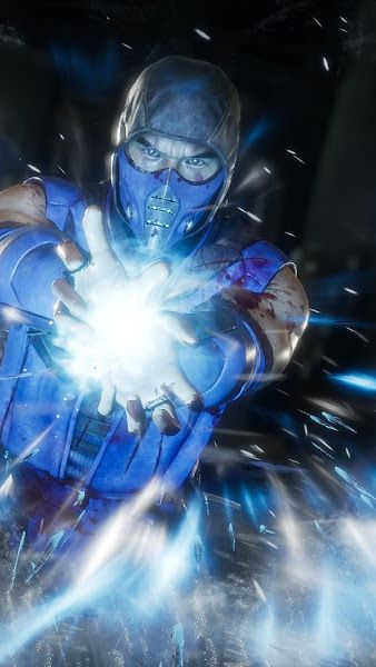 Sub Zero Mortal Kombat 11 4k 3840x2160 Wallpaper Sub Zero Mortal Kombat Mortal Kombat Mortal Kombat Art