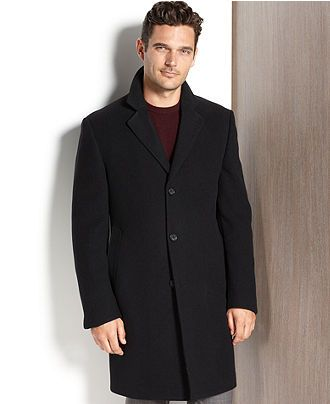 Coat Black Hooded 3 In 1 Wool Overcoat | Coats Shops and Wool