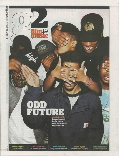 Odd Future | G2 (The Guardian), 16 mars 2012