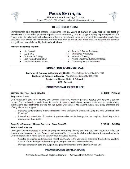 Awesome High Quality Critical Care Nurse Resume Samples Registered Nurse Resume Rn Resume Nursing Resume