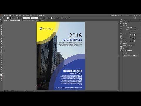 Adobe Illustrator Flyer Design Tutorial Poster Design Design Ring Photos Design Tutorials Flyer Design Brochure Design