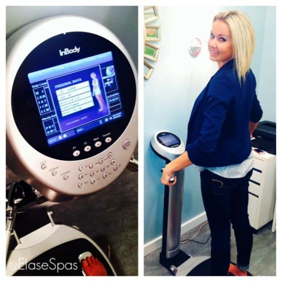 """Have you had your complimentary body analysis from Elase Spas? This informative tool provides insight on your body fat %, lean body mass, water levels, and much more! Don't """"weight"""" any longer - start your journey to better health today! 801.49.LASER  #elasespas #utah #draper #sugarhouse #farmington #weightloss"""