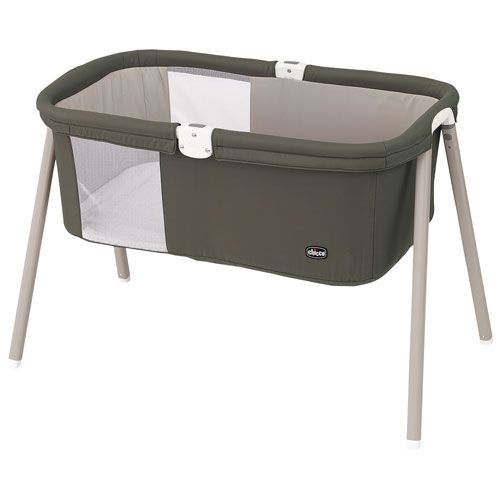 Chicco Lullago Portable Bassinet Chestnut Bassinets Cradles