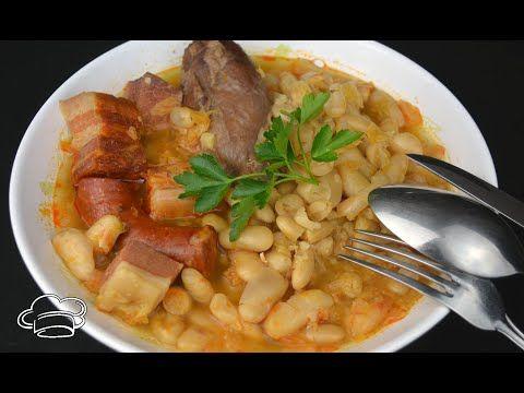 Cocina Catalana Y Otras Comunidades Potaje De Alubias Con Chorizo Jamón Tocino Y Ver Alubias Con Chorizo Potaje De Alubias Verduras