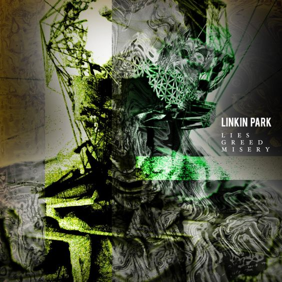 Linkin Park – Lies Greed Misery (single cover art)