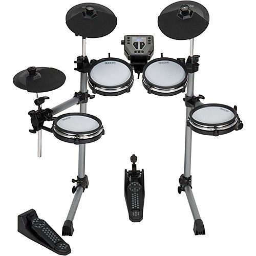 Simmons Sd350 Electronic Drum Kit With Mesh Pads Drum Kits