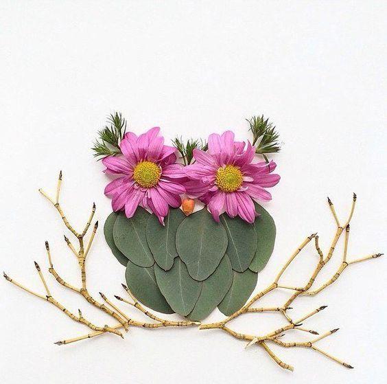 30 Owl Made of Fabric, Threads, Ceramics, Buttons … | PicturesCrafts.com:
