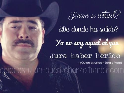 """Sergio Vega """"El Shaka"""" - Quién Es Usted"""