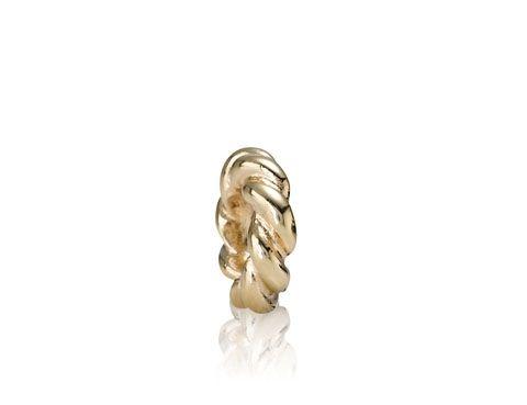 14K Gold Twist Spacer! #750353 $155