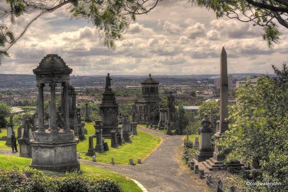 Necropolis - Glasgow: