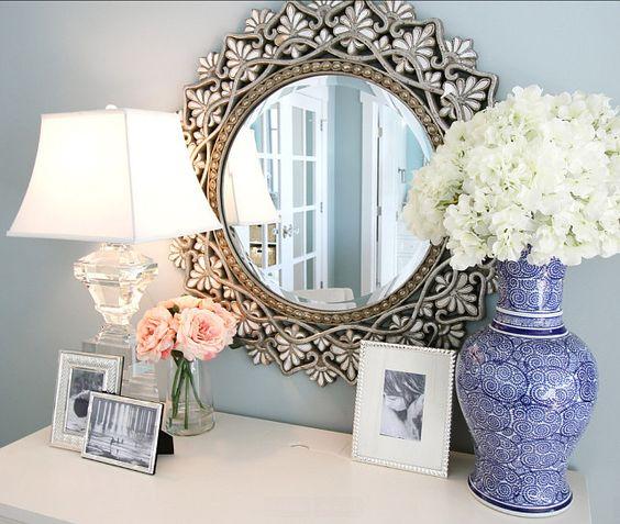 Home Decor Imports: Vignette Ideas. Beautiful Home Decor And Vignette Ideas