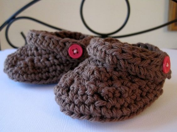 Croc booties @Stacy Malone: Crochet Knitting, Crochet Shoes, Crochet Baby, Crochet Croc, Crochet Booties
