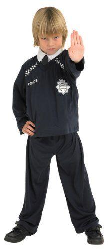 Rubie's - Costume per travestimento da poliziotto, Bambino, L (7-8 anni) Rubies http://www.amazon.it/dp/B002D1EIY8/ref=cm_sw_r_pi_dp_rroNwb1AF9335