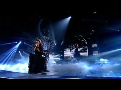 Cher Lloyd sings Stay - The X Factor Live show 4 (Full Version) She's kinda dry in the beginning, but it picks up!