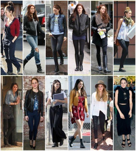 Shailene Woodley Street Style Icone Fashion Pinterest Shailene Woodley Just Love And Style