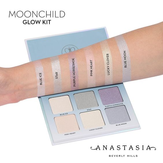Moonchild #GlowKit 🌙 #moonchildglowkit #anastasiabeverlyhills