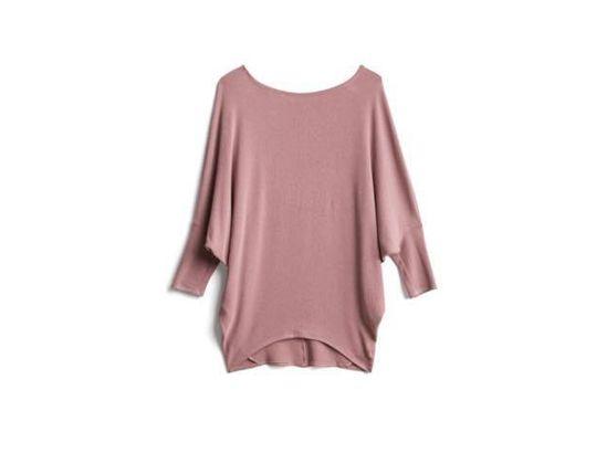 Jolie Reid 3 4 Sleeve Knit Top Knit Top Tops Sleeves