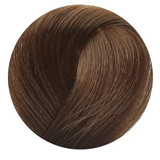 Шкала светлоты натуральных волос